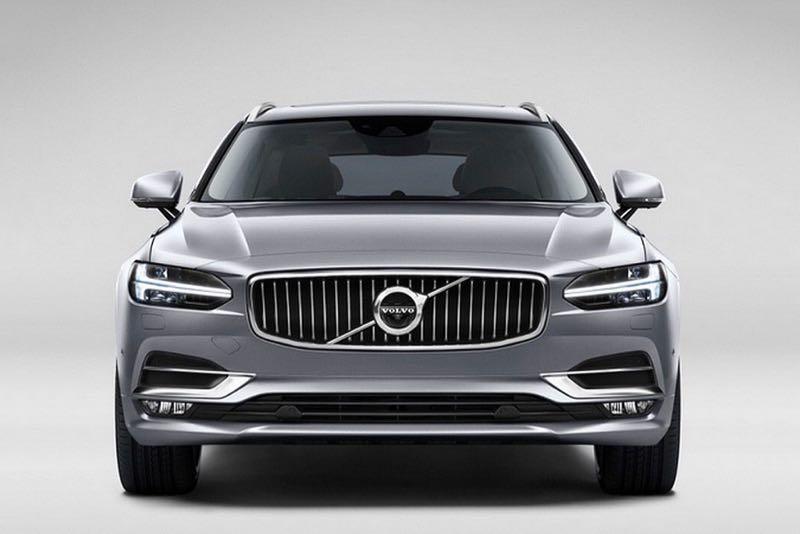 Nouvelle Volvo V90