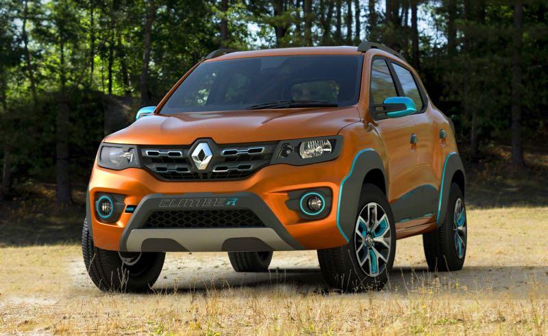 Concept Renault Kwid Climber