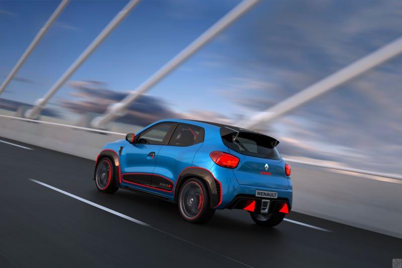 Concept Renault Kwid Racer