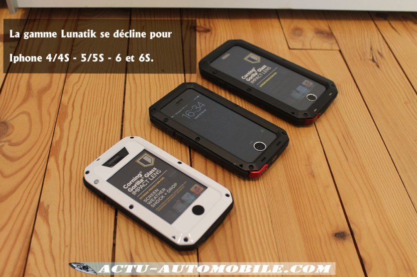 Lunatik Taktik Iphone 4 & 5