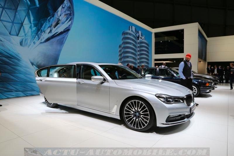 BMW 740 Le iPerformance