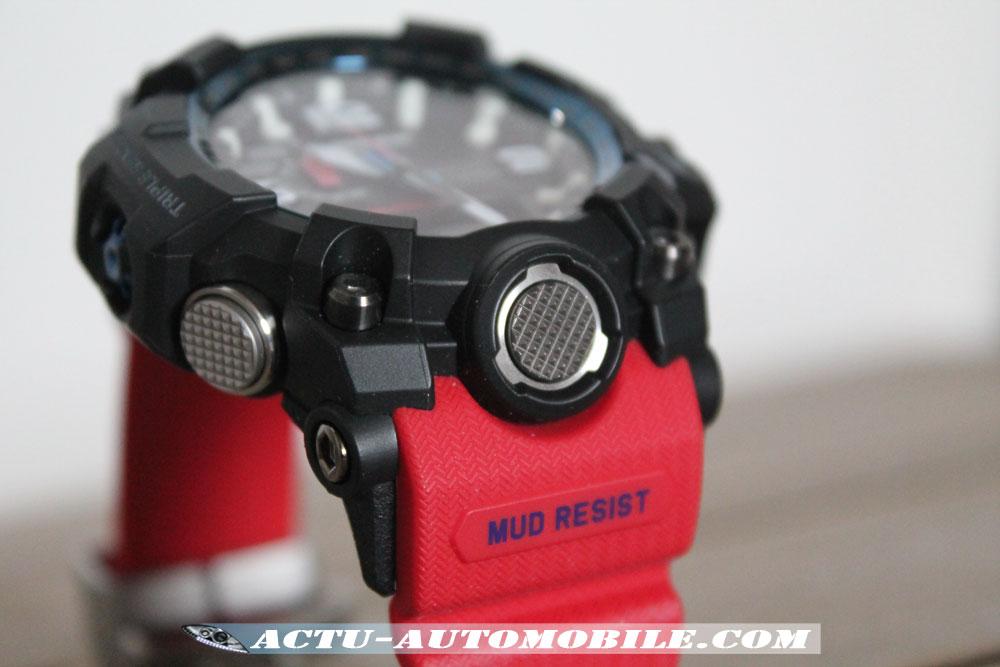 Casio G Shock : GWG 1000RD 4ER  cplJS