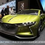 Genève 2016 : Concept car DS E-Tense