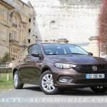 Essai Fiat Tipo 2016 : conclusion, photos