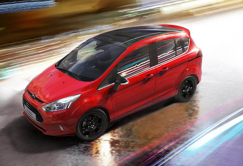 Ford B-Max Color Edition