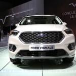 Ford Kuga restylé et Vignale