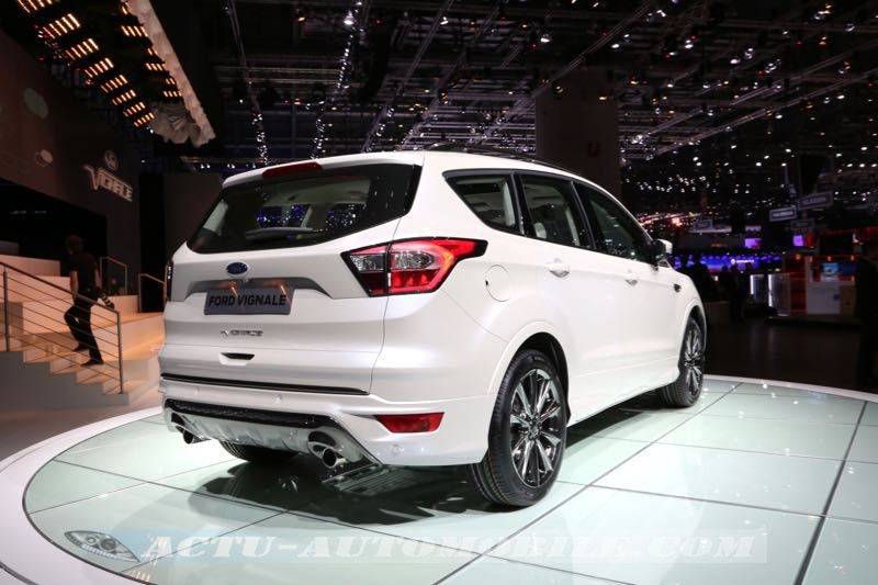 Ford Kuga restylé