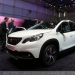 Les prix du nouveau Peugeot 2008