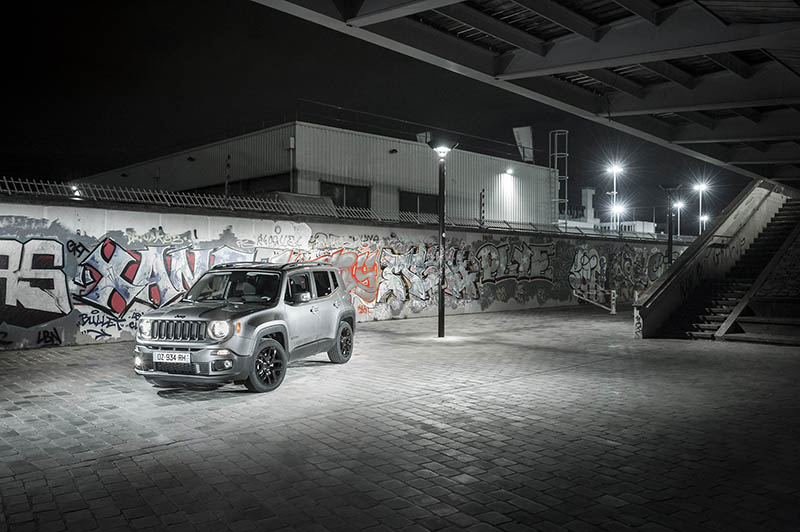 Jeep Renegade Brooklyn Edition