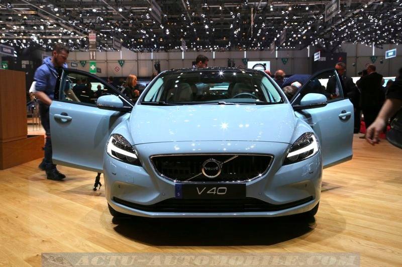 Volvo S90 à Genève