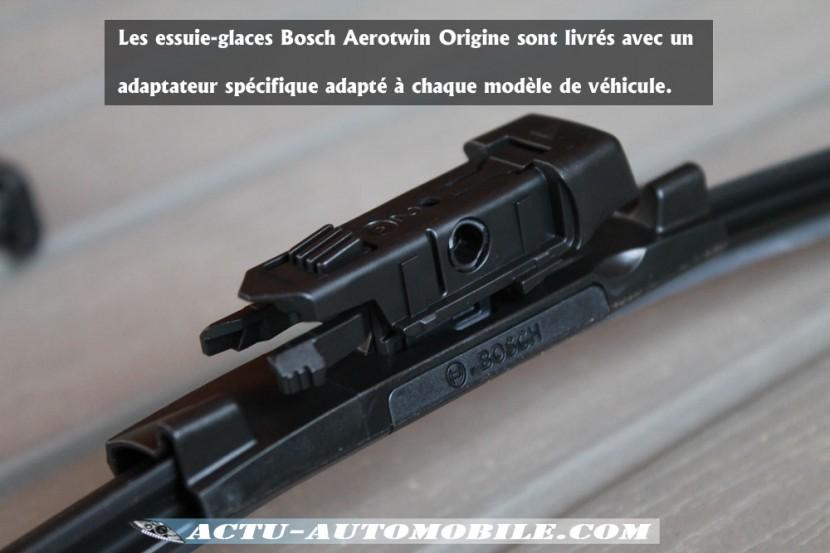 Essuie-glace Bosch Twin Origine