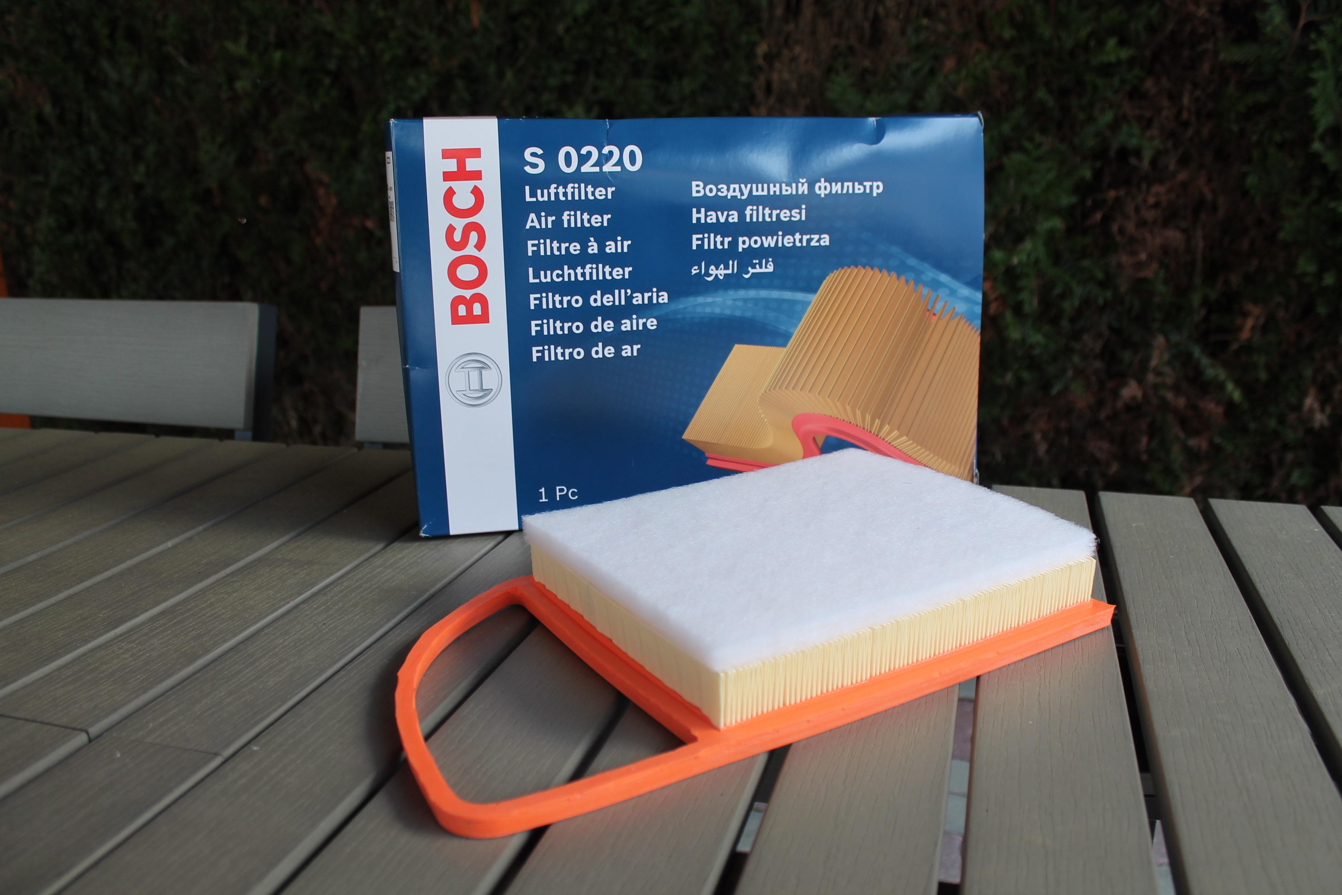 Filtre à air Bosch