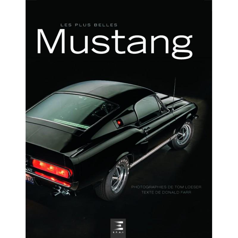 Livre : Les plus belles Mustang