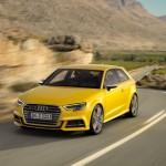 L'Audi A3 restylée se dévoile