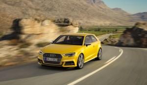 Audi A3 restylée