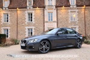 Essai BMW 330e M Sport