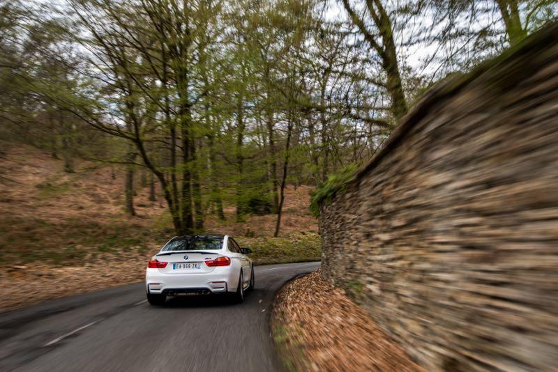 BMW M4 Coupé Tour Auto Edition