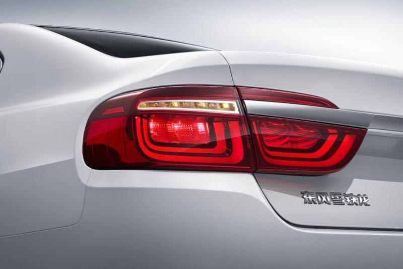 Citroën C6 2016 pour la Chine