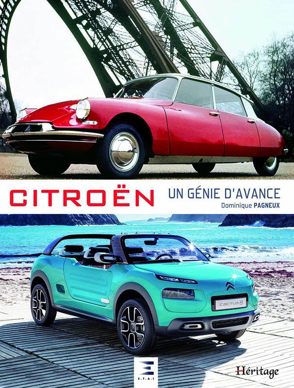 Citroën, un génie d'avance de Dominique Pagneux