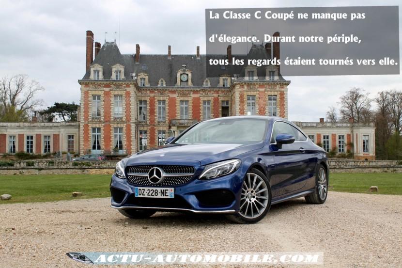 Mercedes Classe C Coupé Sportline