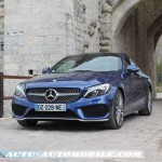 Essai Mercedes Classe C Coupé 250d Sportline : conclusion, photos