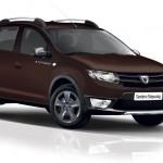 Série limitée : Dacia Sandero Urban Stepway