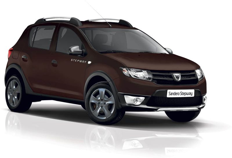 dacia sandero urban stepway. Black Bedroom Furniture Sets. Home Design Ideas