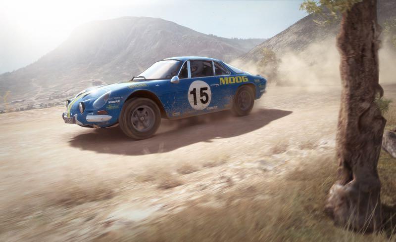 Test Dirt Rallye sur PS4
