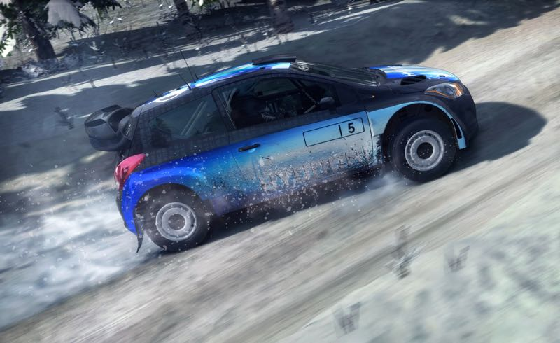 Test Dirt Rallye sur PS4