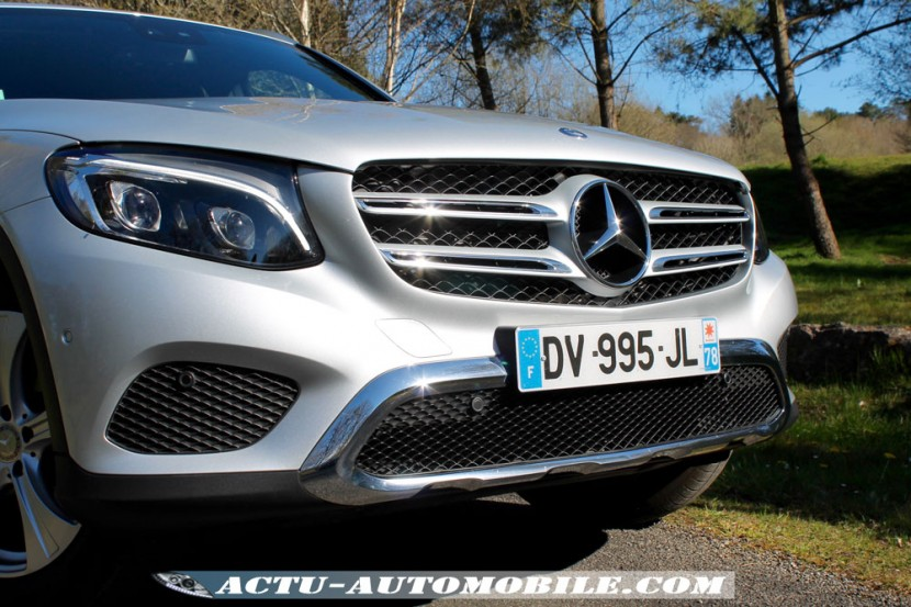 MERCEDES GLC EXECUTIVE