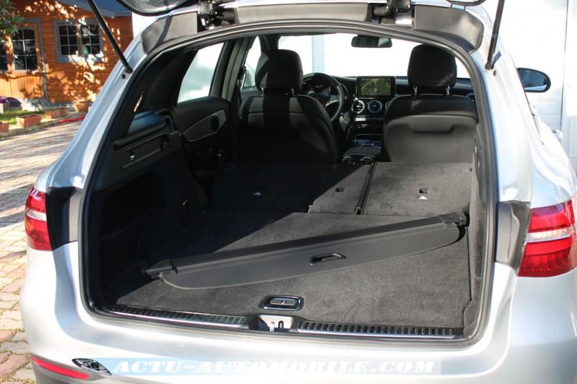 Coffre Mercedes GLC