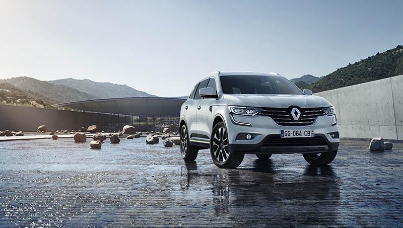 Renault Koleos 2