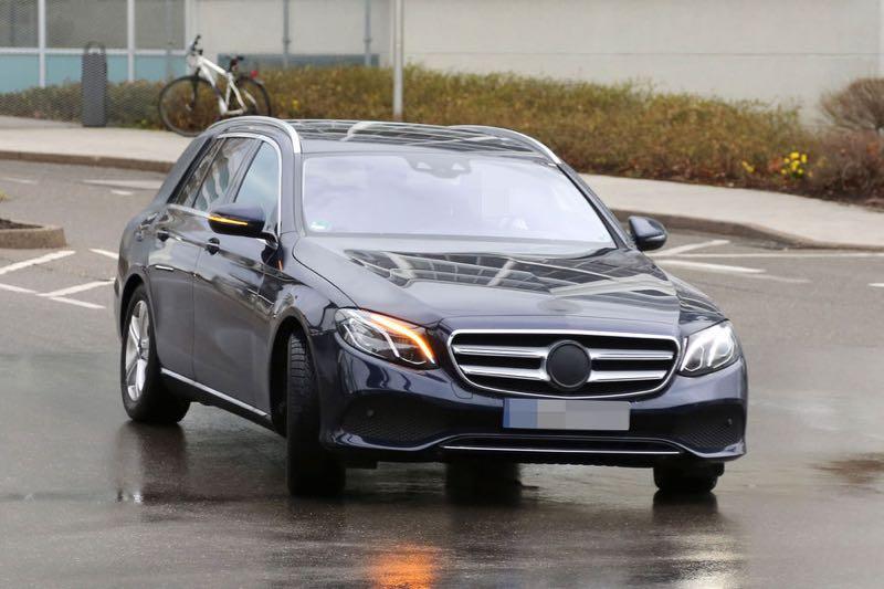 Nouvelle Mercedes Classe E Break