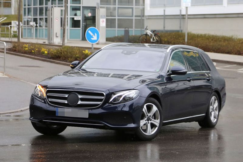 nouvelle mercedes classe e break soute xxl actu automobile