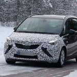 Opel Zafira Tourer : restyling programmé