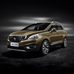 Ultime restyling pour le Peugeot 3008 chinois
