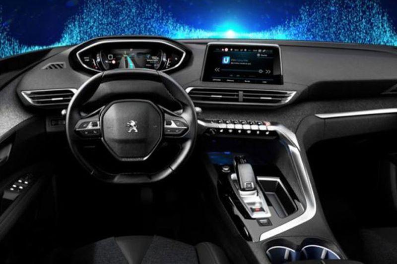 Nouveau Peugeot 3008 : le tableau de bord