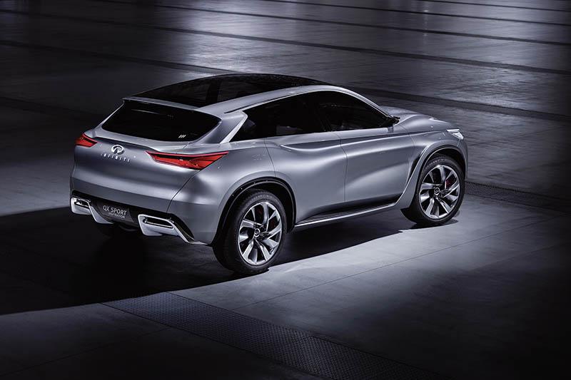 Concept car Infiniti QX Sport Inspiration
