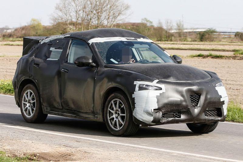 SUV Alfa Romeo 2017