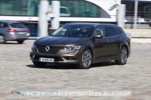 Renault Talisman Estate Intens