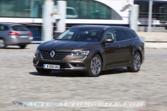 Renault Talisman Estate Intens