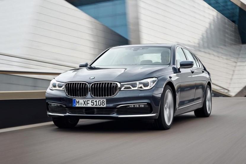 BMW 750d xDrive : le diesel aux 4 turbos