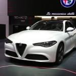 La gamme et les prix de l'Alfa Giulia