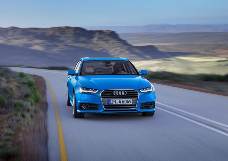 Des nouveautés pour les Audi A6 et A7 Sportback