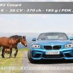 Essai BMW M2 : un nouveau né turbulent
