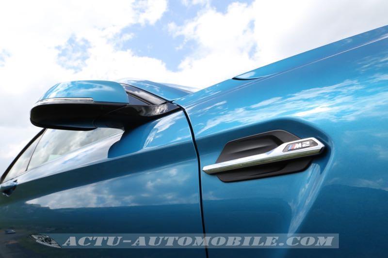 Nouvelle BMW M2