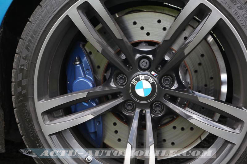 Jante alliage de la nouvelle BMW M2