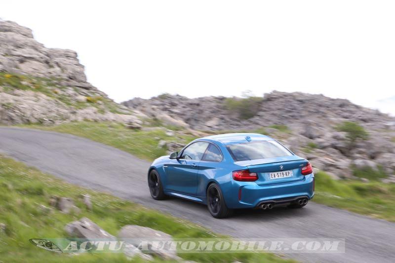 Essai BMW M2