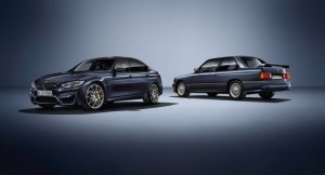 BMW M3 30 ans