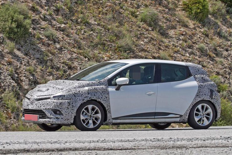 Renault Clio restylée
